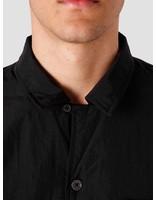 Olaf Hussein Olaf Hussein OH Nylon Overshirt Black
