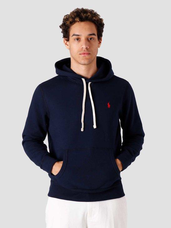 Polo Ralph Lauren Lspohood M2 Hoodie Knit Navy 710766778007