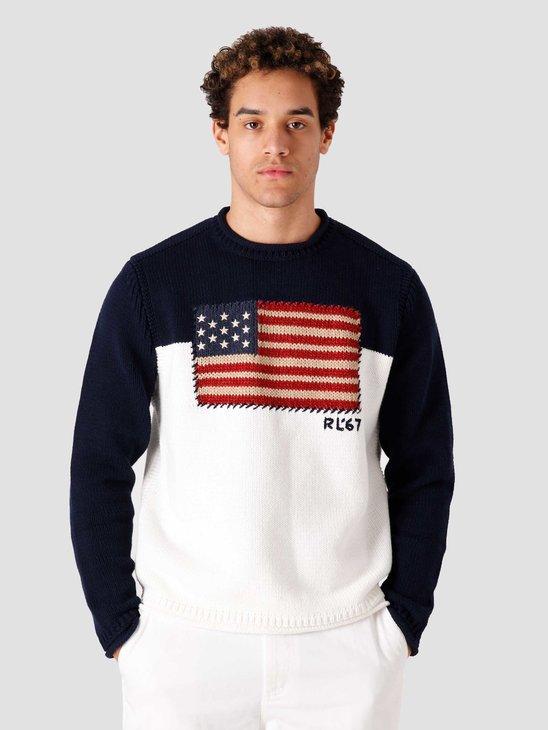 Polo Ralph Lauren Pullover Sweater Blue 710834638001