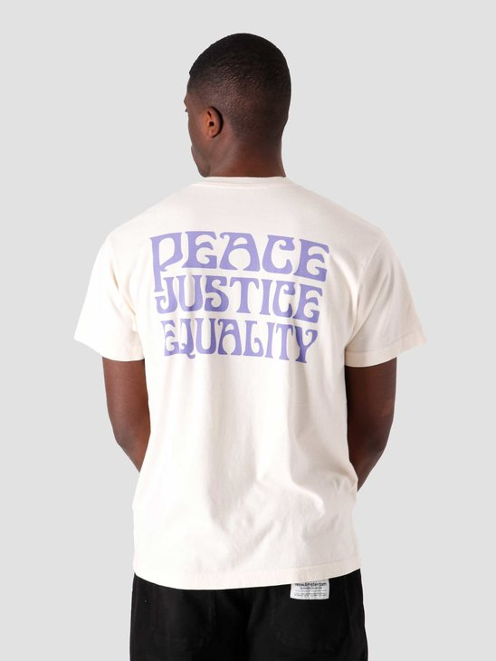 Obey Peace Justice Equality T-Shirt Sago 163002627-SGO