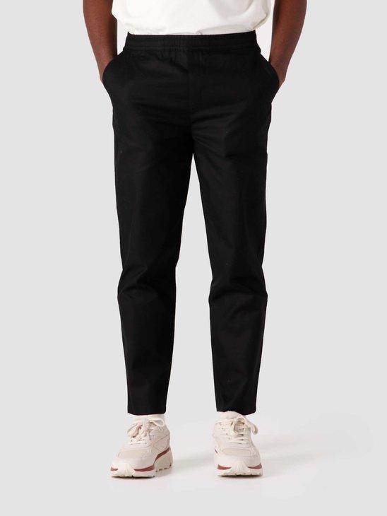 Quality Blanks QB308 Suit Pant Black