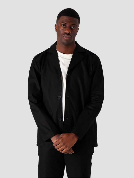 Quality Blanks QB208 Suit Jacket Black