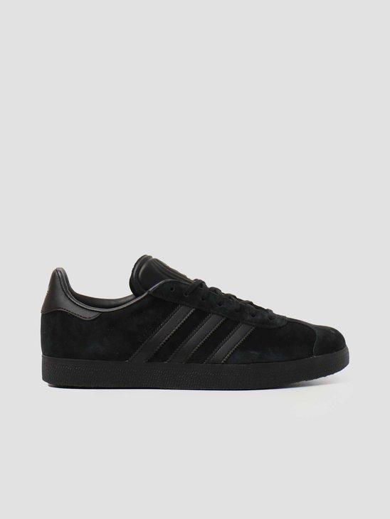 adidas Gazelle Core Black Core Black Core Black CQ2809