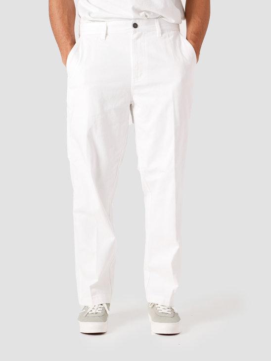 Obey Hardwork Carpenter Pant Ii White 142020131-WHT