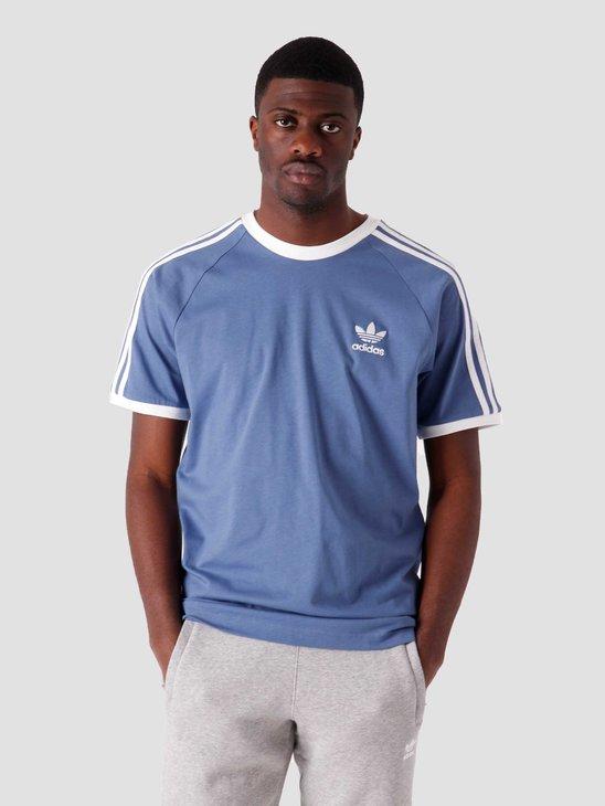 adidas 3 Stripes T-Shirt Creblue GN3501