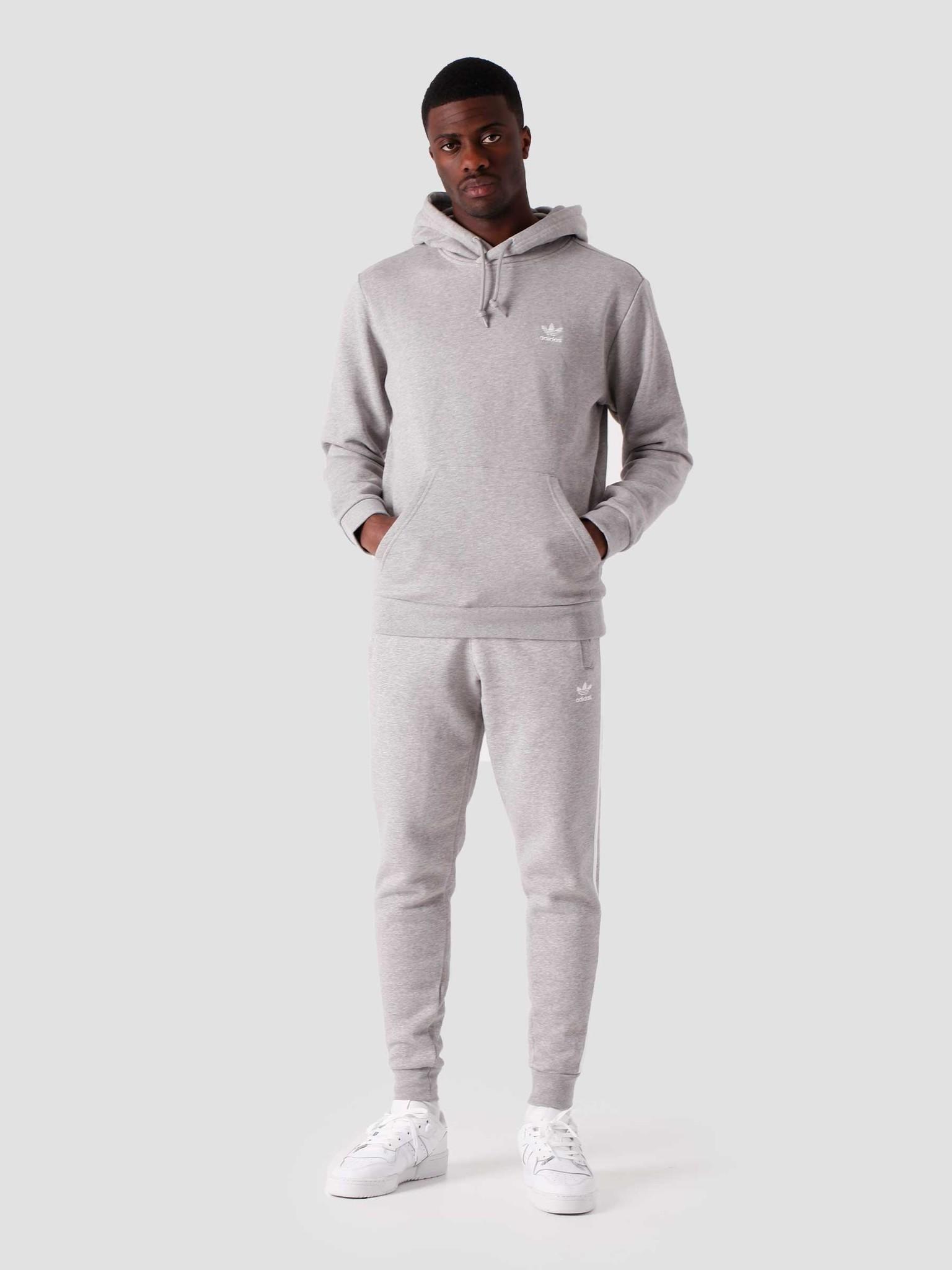 adidas adidas Essential Hoody Midnight Grey Heather FM9958