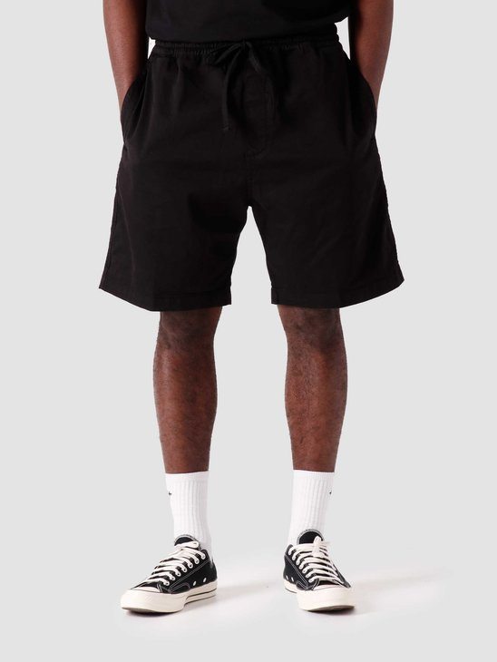 Carhartt WIP Lawton Short Black I026518-89GD