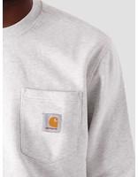 Carhartt WIP Carhartt WIP Pocket Sweat Ash Heather I027681-48200