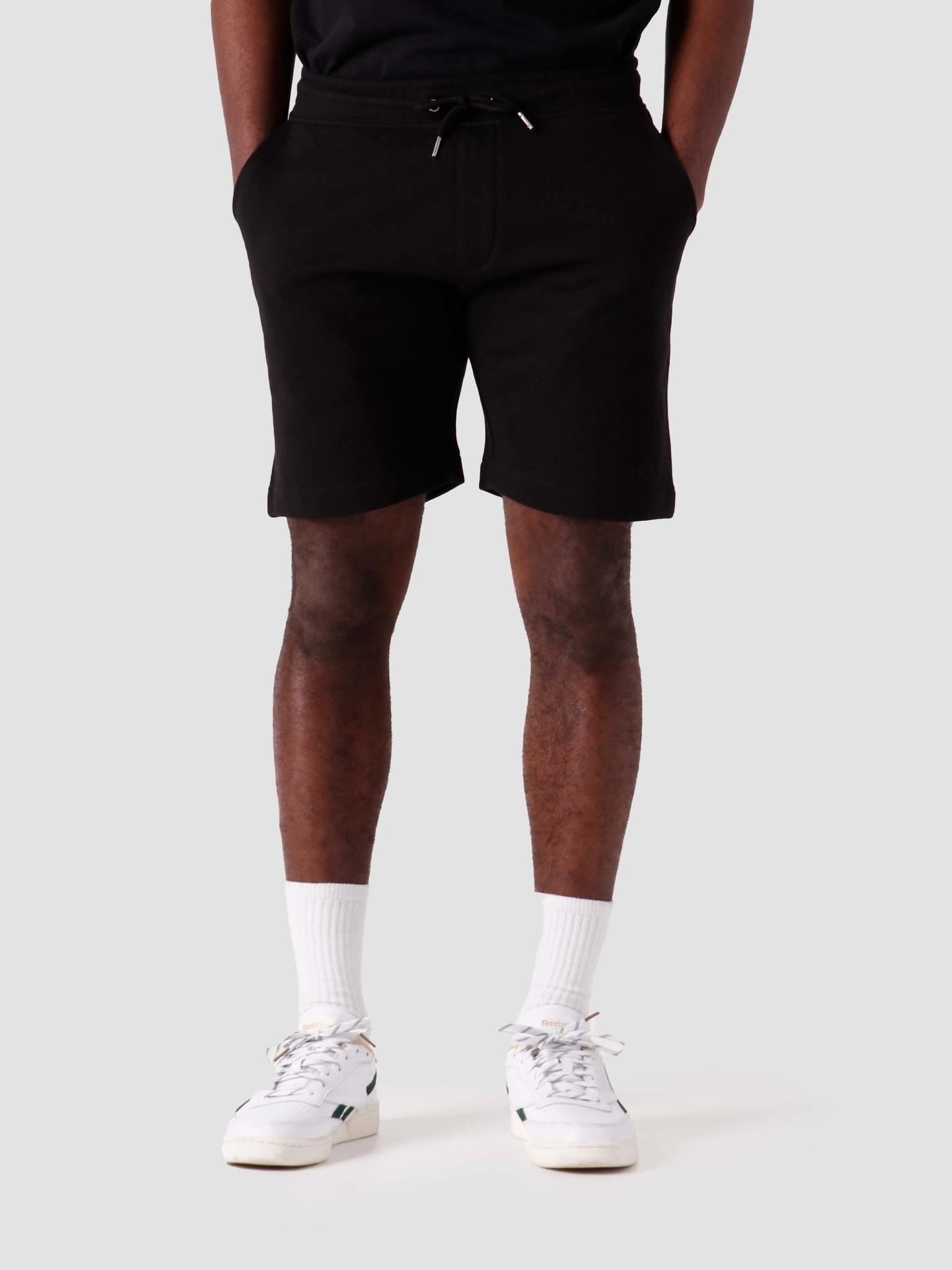 Quality Blanks Quality Blanks QB30 Sweat Short Black