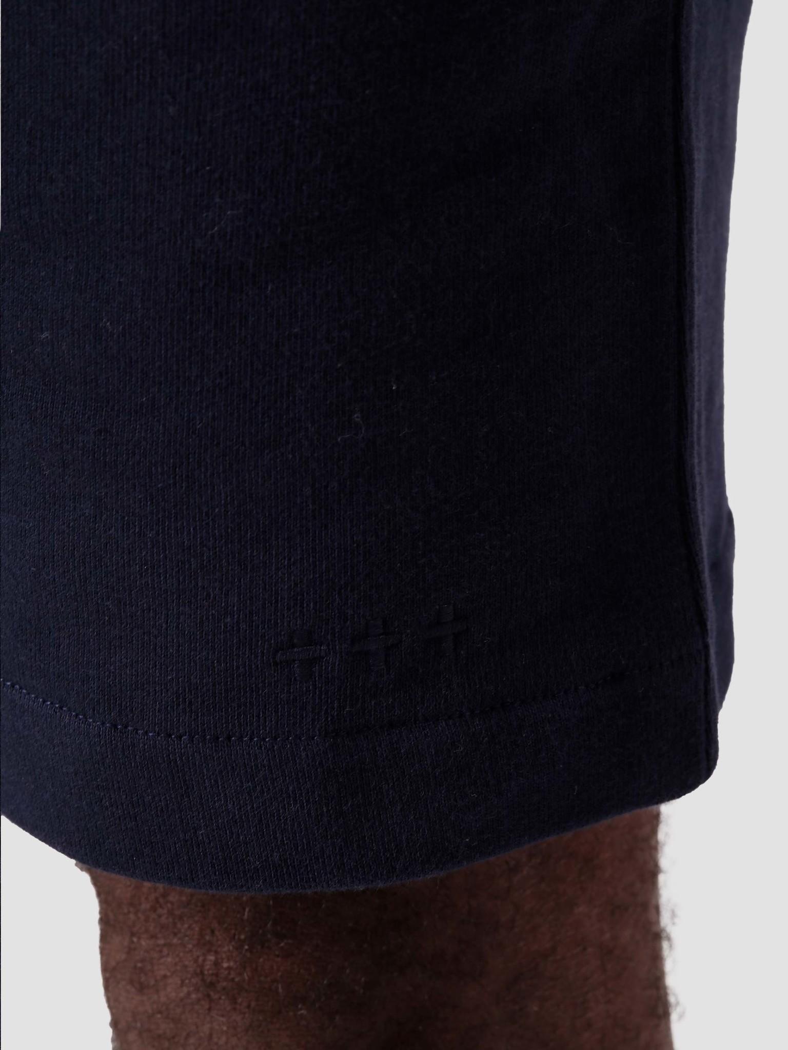 Quality Blanks Quality Blanks QB30 Sweat Short Dark Sapphire