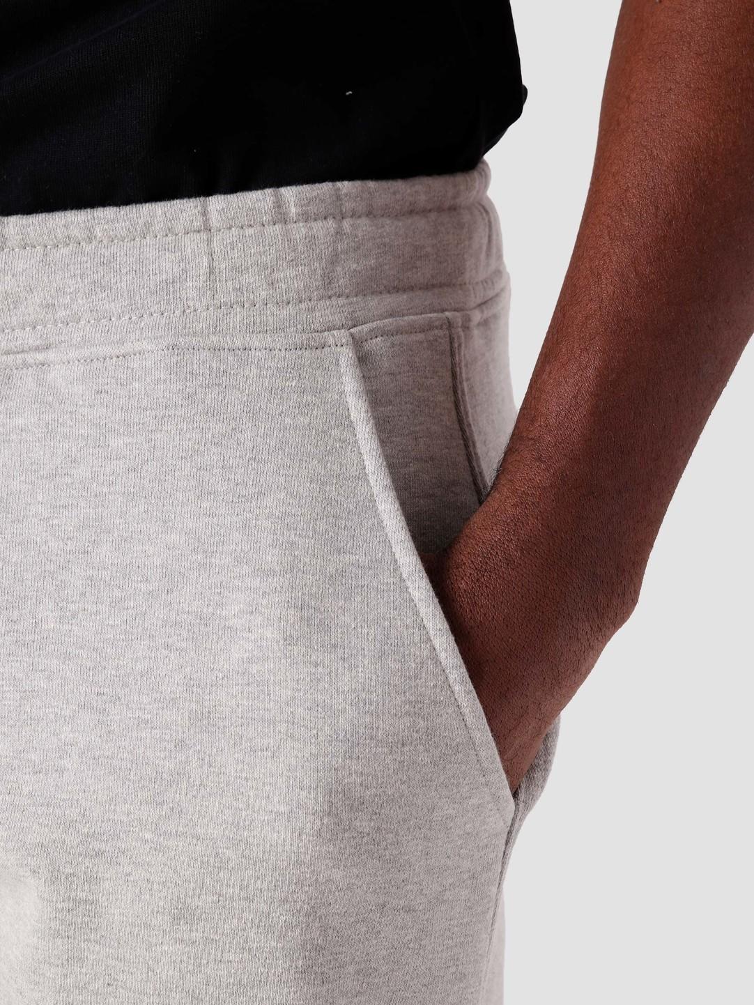 Quality Blanks Quality Blanks QB30 Sweat Short Grey