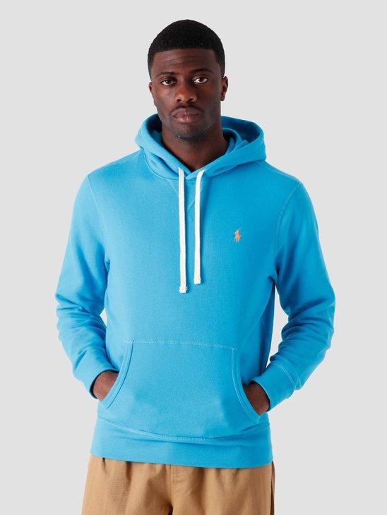 Polo Ralph Lauren Fleece Sweater Cove Blue 710766778035