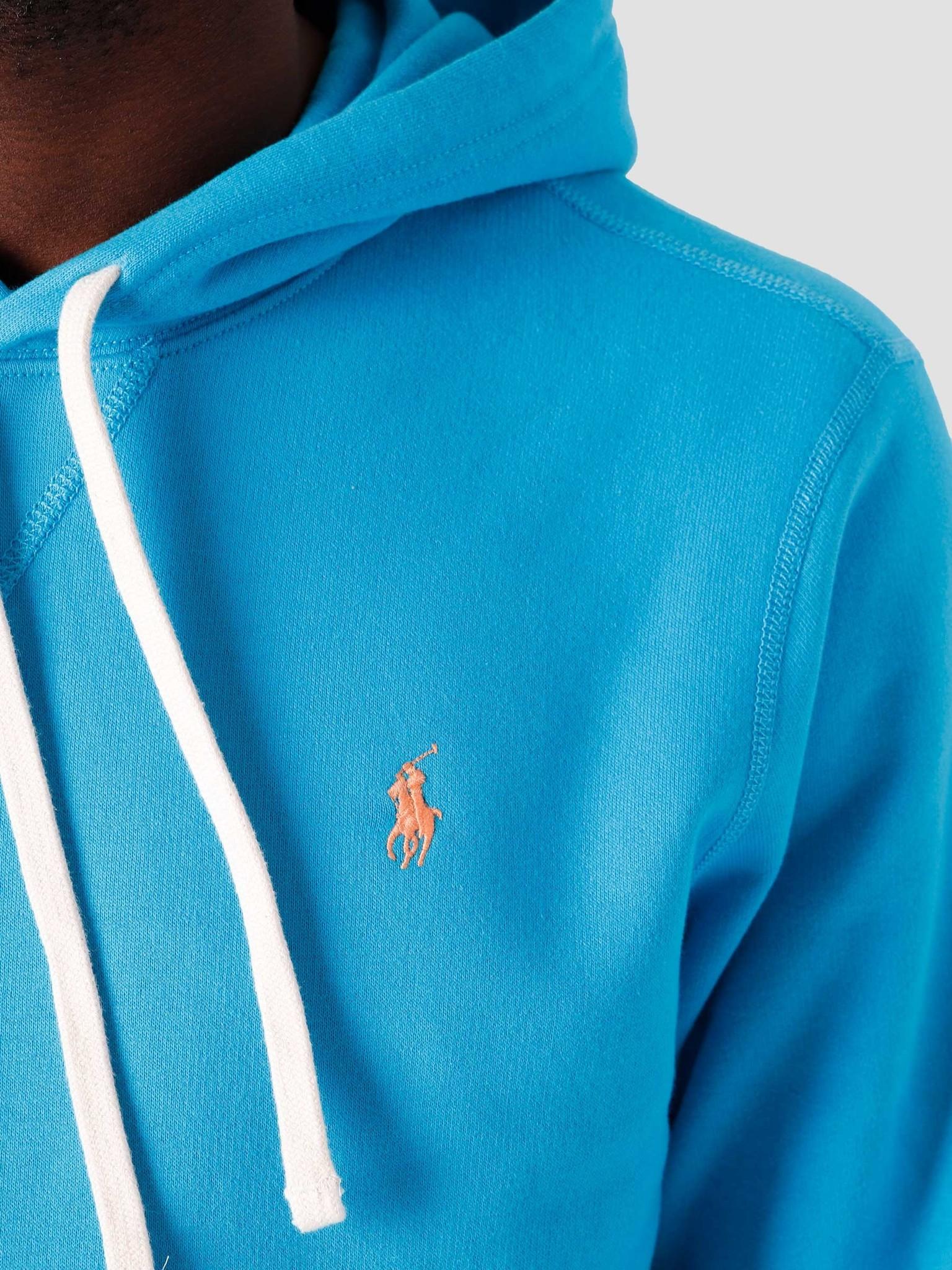 Polo Ralph Lauren Polo Ralph Lauren Fleece Sweater Cove Blue 710766778035