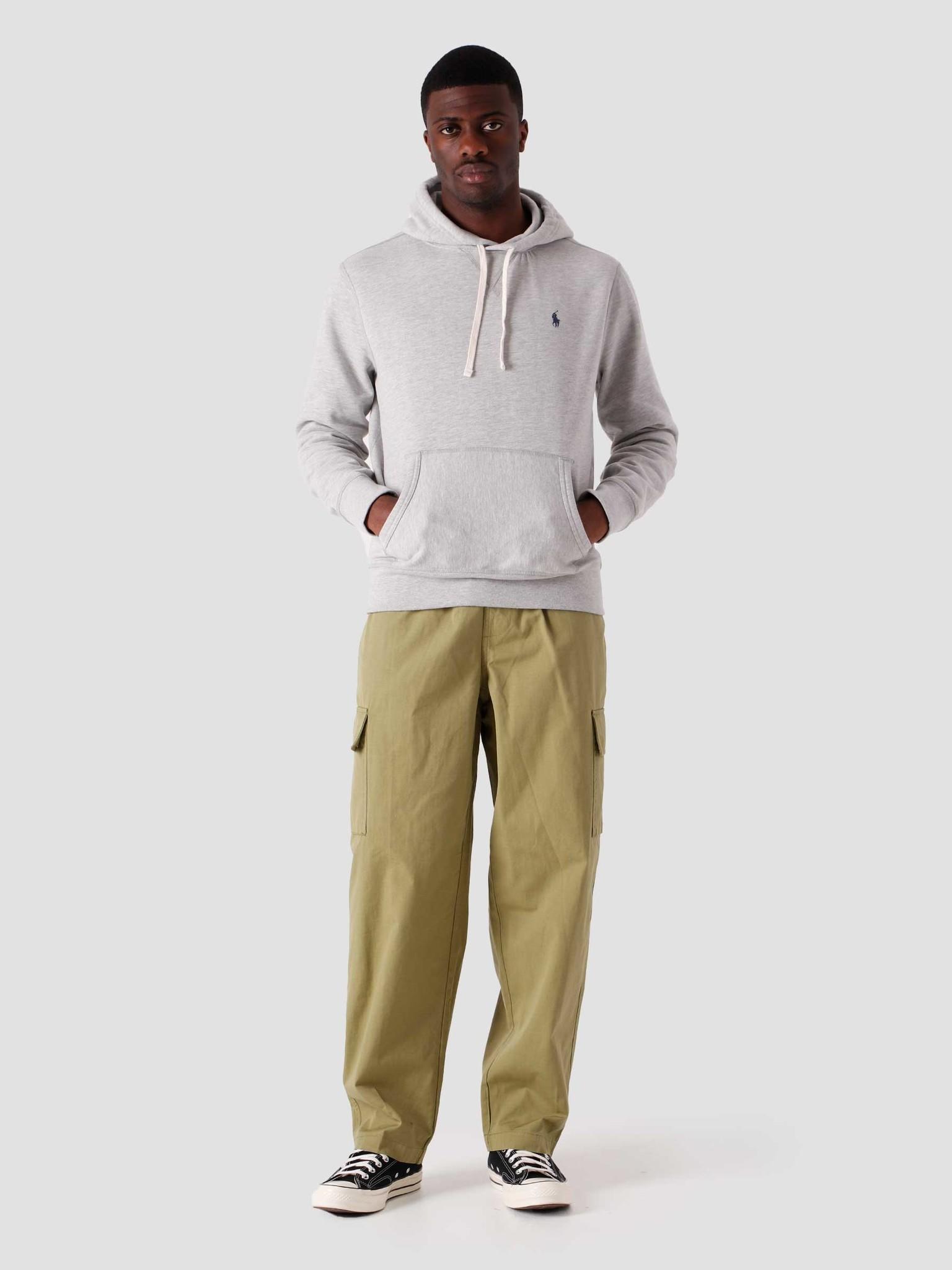 Polo Ralph Lauren Polo Ralph Lauren M2 Fleece Longsleeve Grey 710766778006