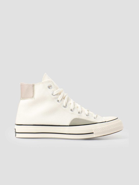 Converse Chuck 70 HI Bone Canvas 170128C