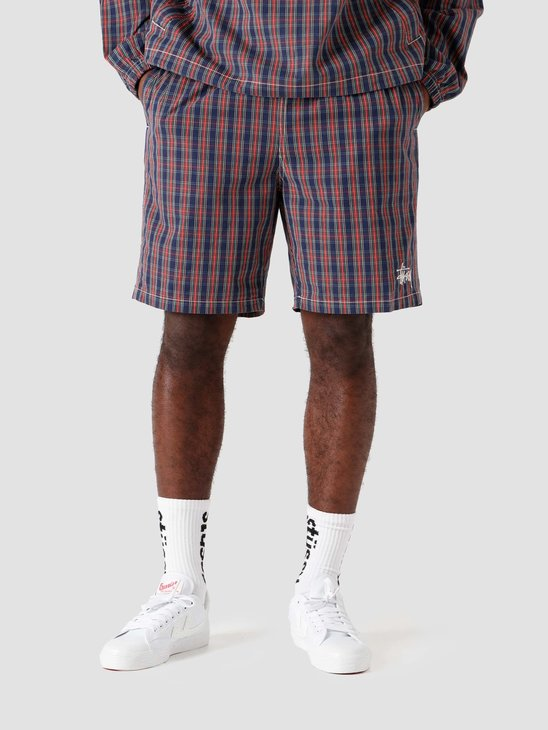 Stussy Brushed Cotton Mountain Short Plaid 112259-1533