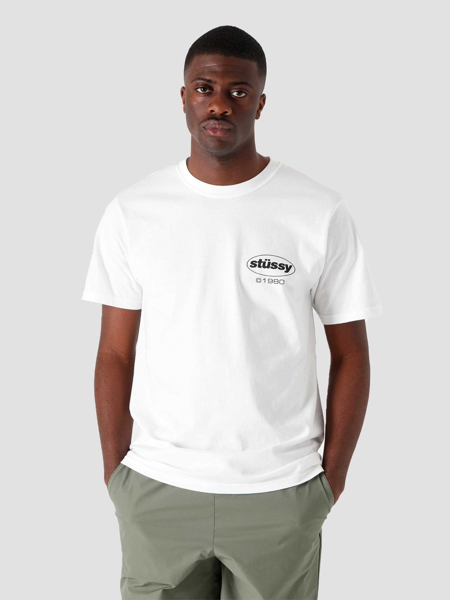 Stussy Stussy Soul T-Shirt White 1904669-1201