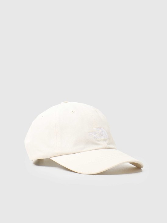 The North Face Norm Hat Vintage White NF0A3SH311P