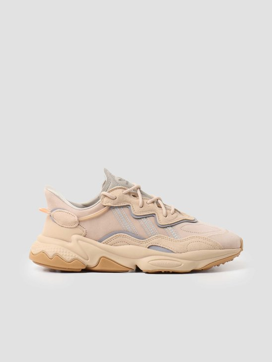 adidas Ozweego St Pale Nude Light Brown Solal Red EE6462