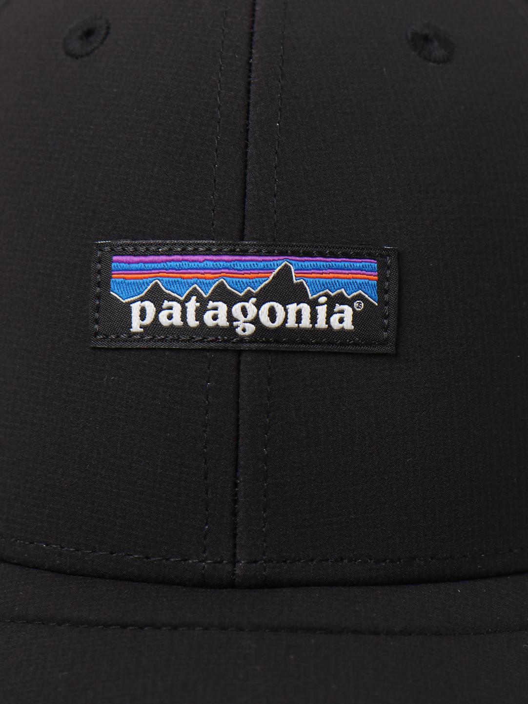 Patagonia Patagonia Airshed Cap Black 33315