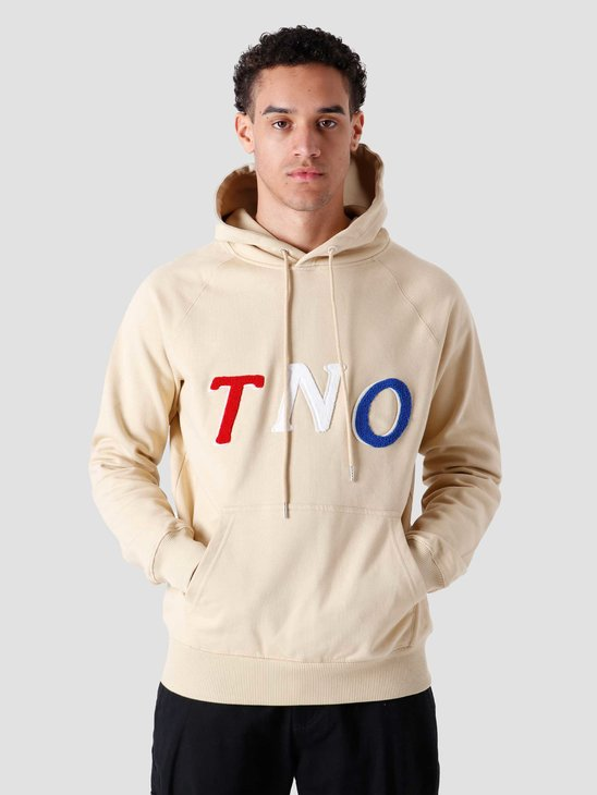 The New Originals Fabric Hoodie Sand