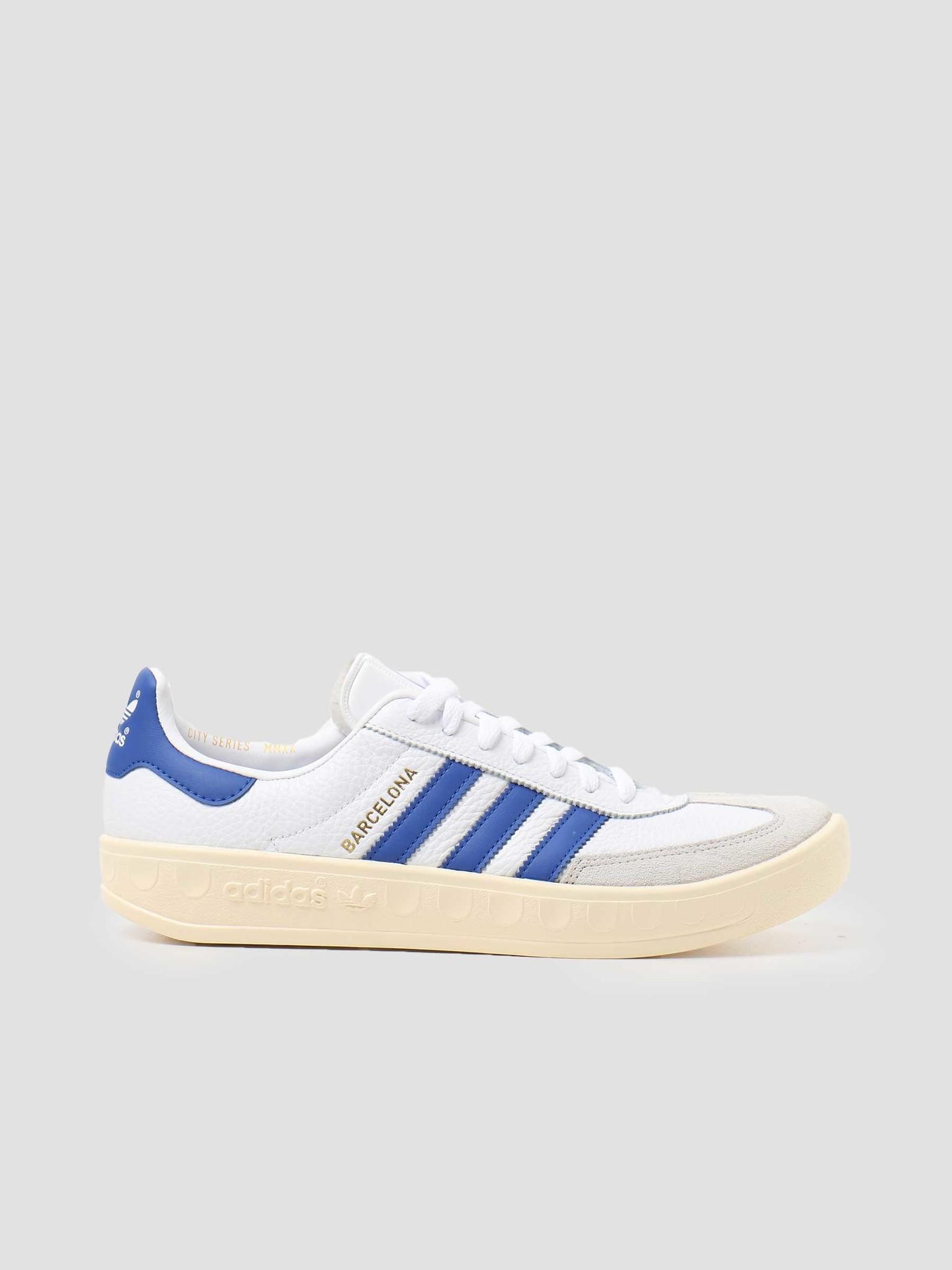 adidas adidas City Series Barcelona Cloud White Blue Cream White