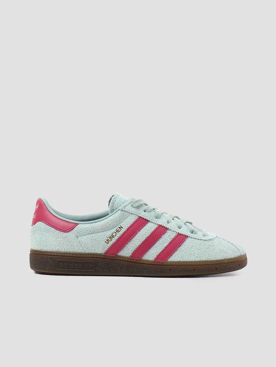adidas Munchen Haze Green Pink FX5634