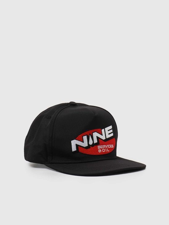 Ninetyfour NTF Nine Cap Black