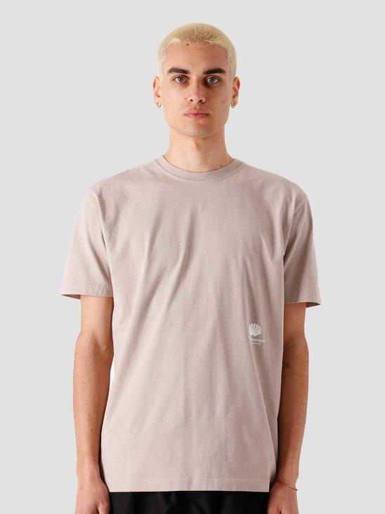 New Amsterdam Surf association Cut T-Shirt Taupe 2021029