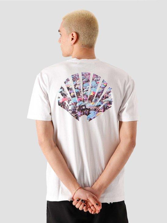 New Amsterdam Surf association Pack T-Shirt White 2021006