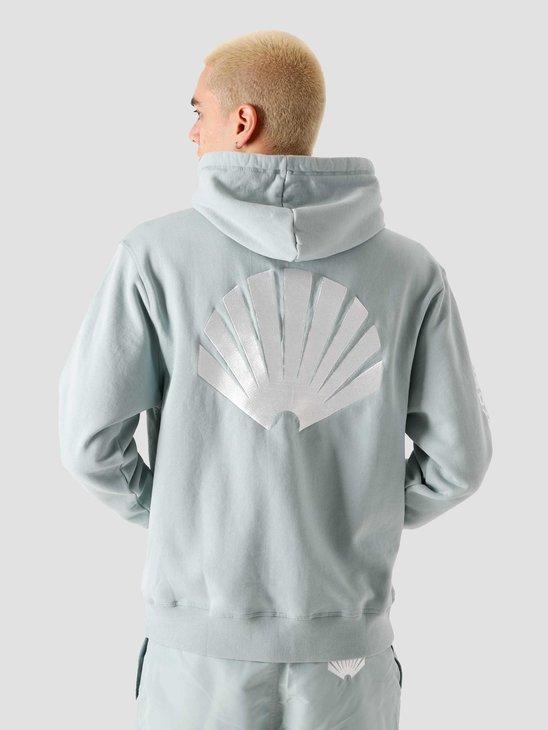 New Amsterdam Surf association Logo Hoodie Mist 2021020