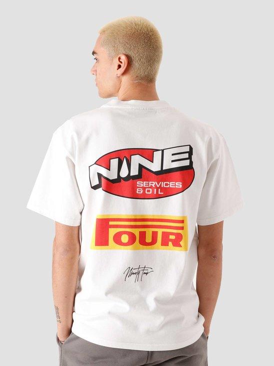 Ninetyfour NTF Service T-Shirt White