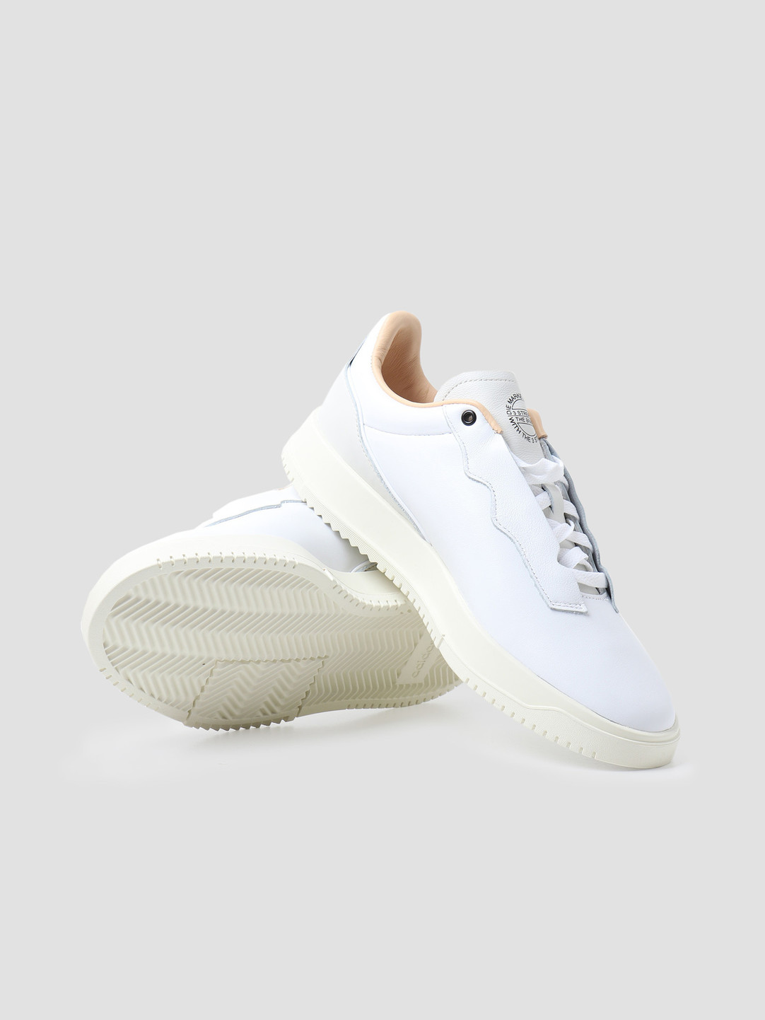 adidas adidas Supercourt Footwear White Crystal White Off White FX5724