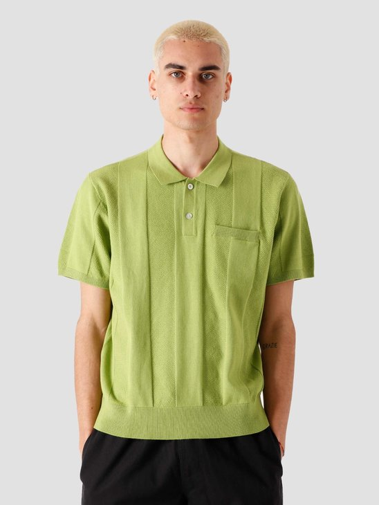 Obey Alton Organic Sweater Apple Buzz 151000049-APL