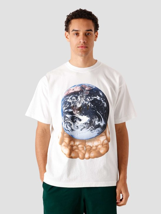 Obey Our Planet Is In Your Hands T-Shirt White 166912596-WHT
