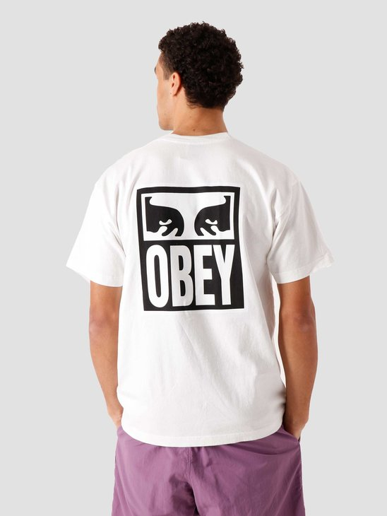 Obey Obey Eyes Icon 2 White 166912142