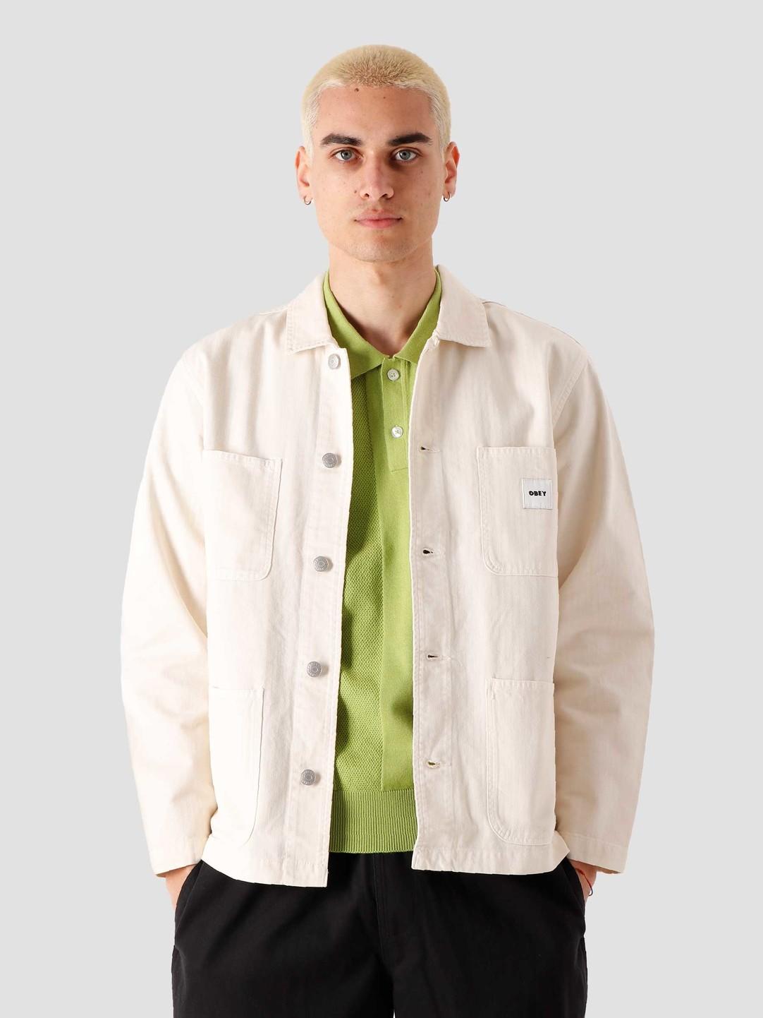 Obey Obey Marshall Jacket Sago 121800442-SGO