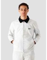Obey Obey Tie Dye Work Jacket Good Grey Multi 121800471-GYM