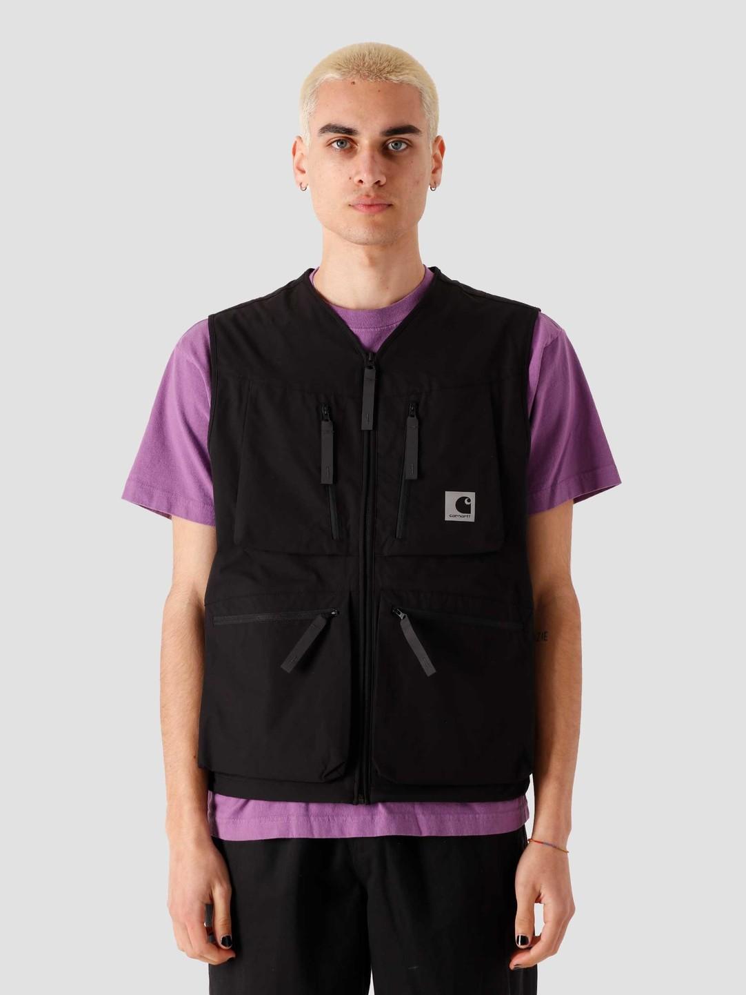 Carhartt WIP Carhartt WIP Hurst Vest Black I028703-8900