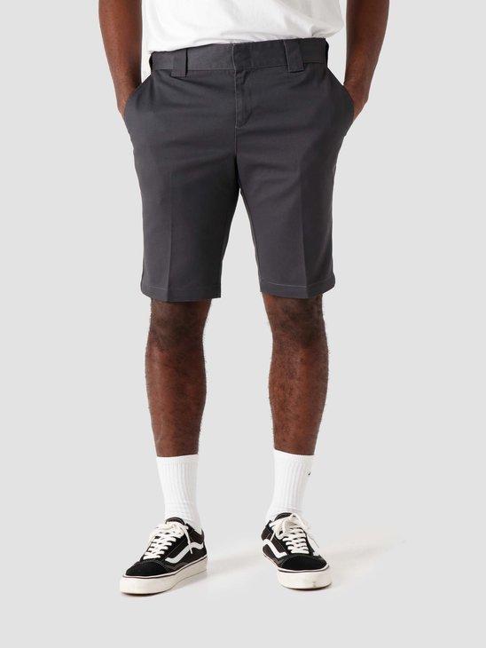Dickies Slim Fit Short Charcoal Grey DK0A4XB1CH01