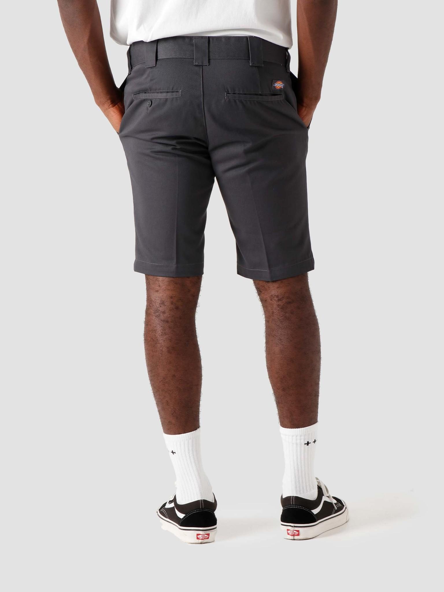 Dickies Dickies Slim Fit Short Charcoal Grey DK0A4XB1CH01