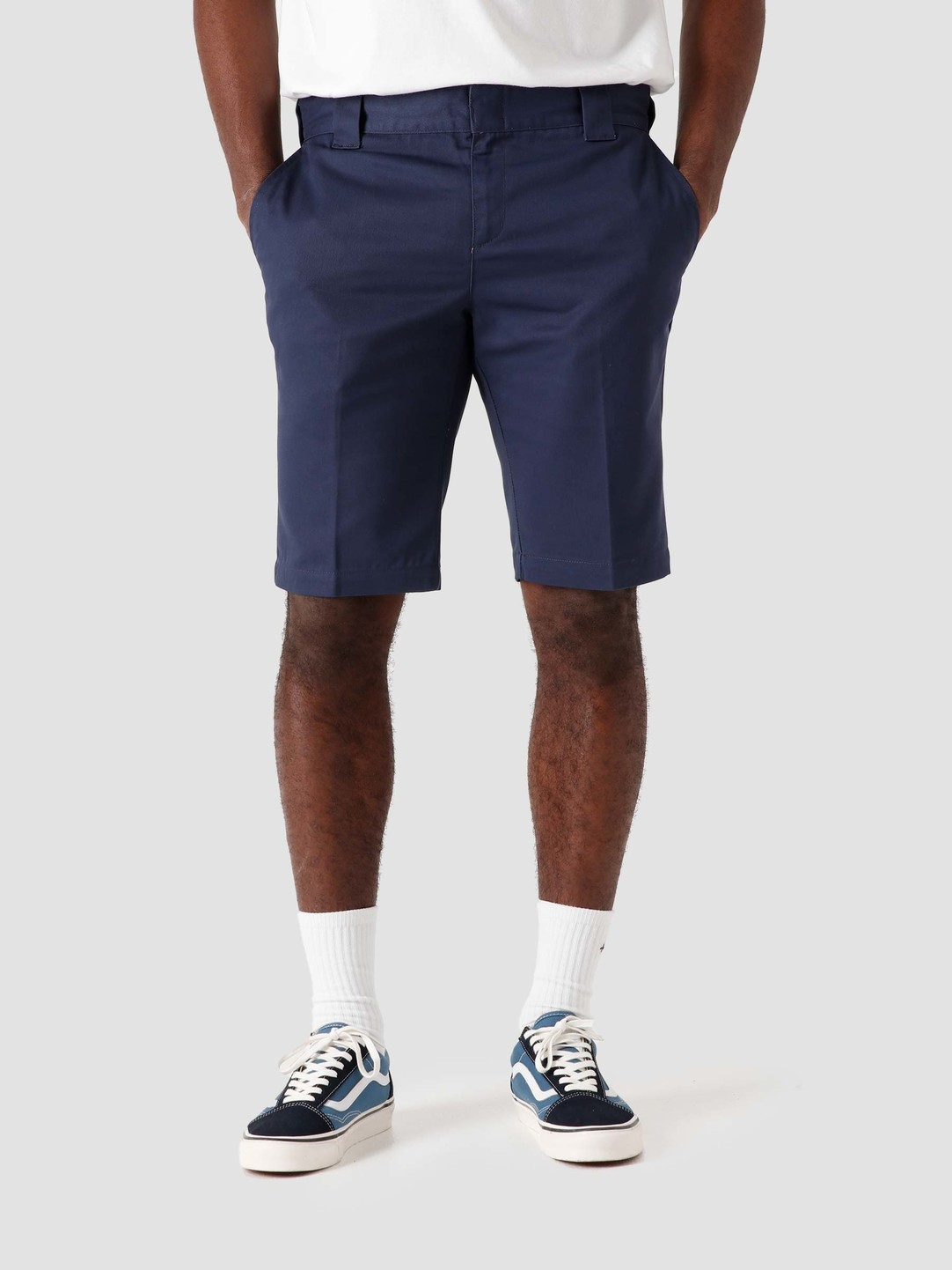 Dickies Dickies Slim Fit Short Navy Blue DK0A4XB1NV01