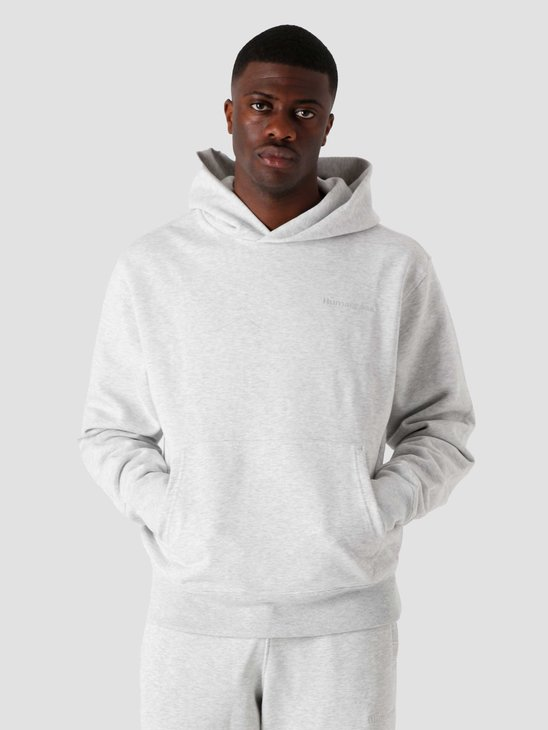 adidas Pw Basics Hood Light Grey Heather H58294