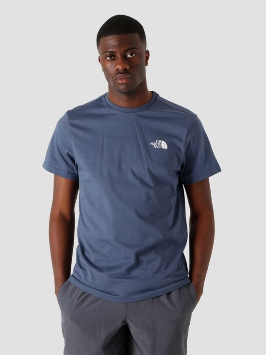 The North Face Simple Dome T-Shirt Vintage Indigo NF0A2TX5WC4