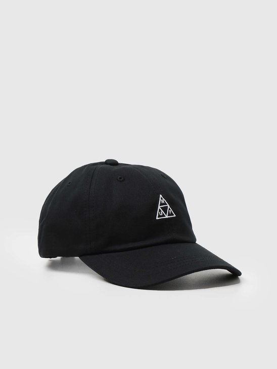 HUF Essentials TT CV Hat Black HT00346