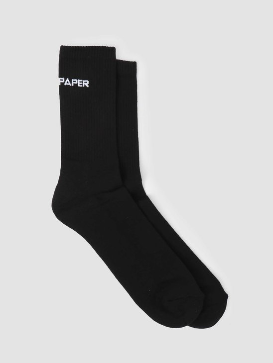 Daily Paper Etype Sock Black White 2111054