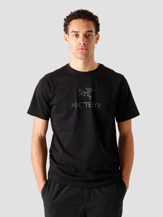 Arc'teryx Arc'word T-Shirt Black II 24013