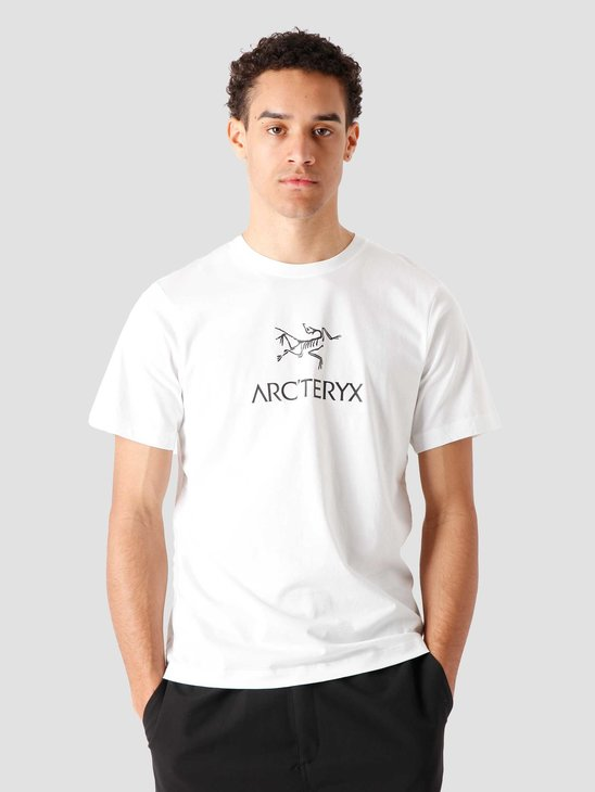 Arc'teryx Arc'Word T-Shirt White 24013
