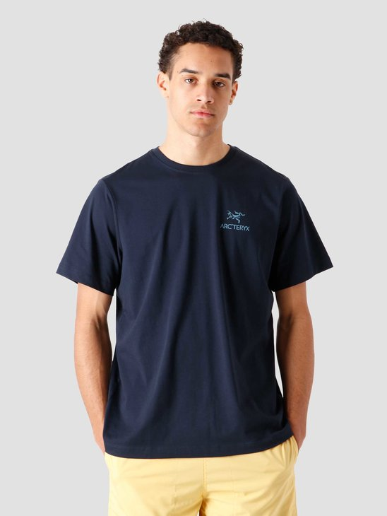 Arc'teryx Emblem T-Shirt Kingfisher 24026