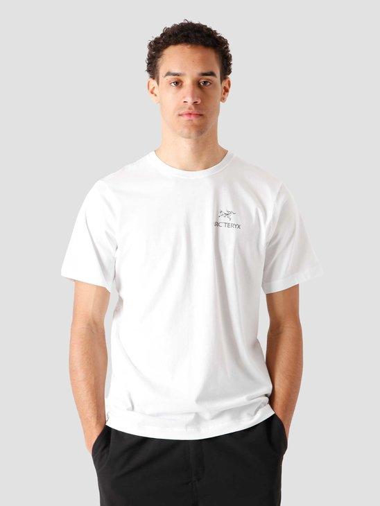 Arc'teryx Emblem T-Shirt White 24026